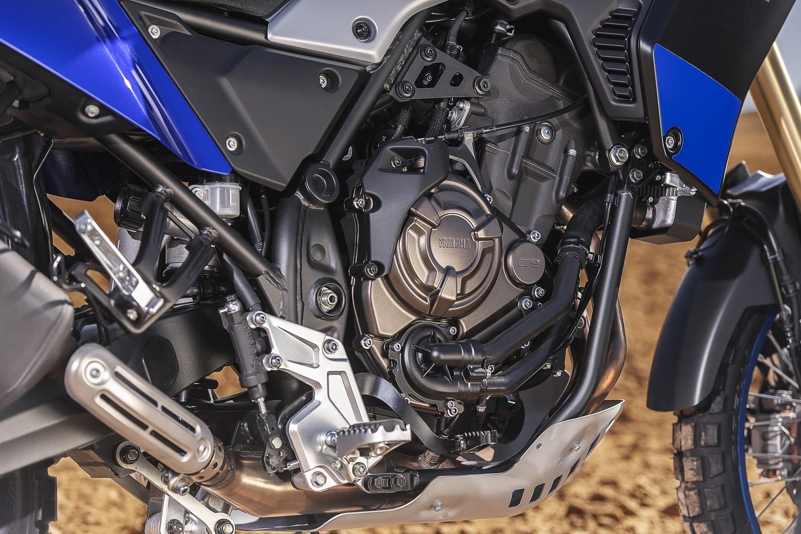 Foto de Yamaha XTZ700 Ténéré 2019 (13/39)