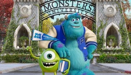 """""""Monstruos University"""", la divertida precuela de """"Monstruos S.A."""""""