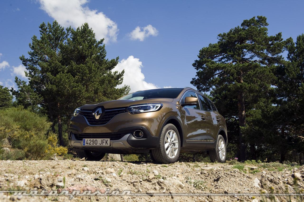 Foto de Renault Kadjar, toma de contacto (3/28)