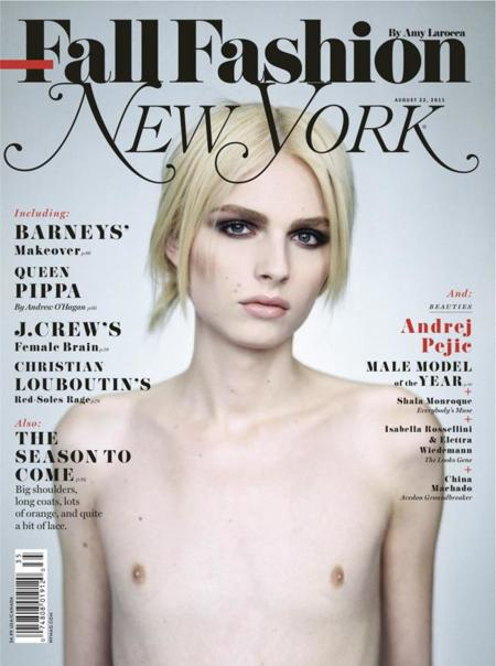 andreja pejic ny magazine