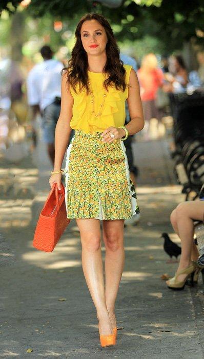 Leighton Meester Gossip Girl