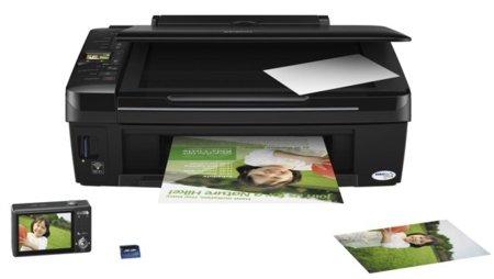 Libera tu impresora: la Epson Stylus SX420W se une a la moda y llega con WiFi y pantalla LCD
