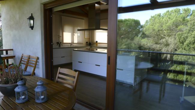 Cocinas Blancas En Isla Diseno Santos Kits Interiorisme 10