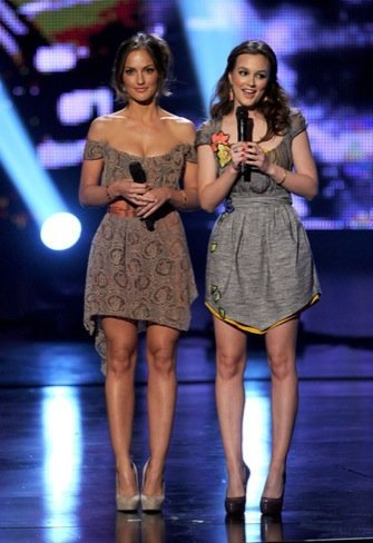 Peoples Choice Awards 2011: Meester y Minka Kelly