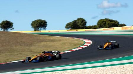 Sainz Portimao F1 2020