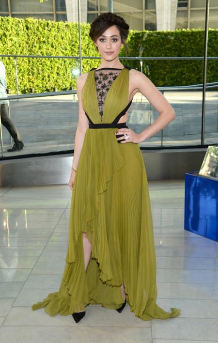 Emmy Rossum CFDA Awards 2014