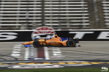 Fernando Alonso 500 Indianapolis 2019 4