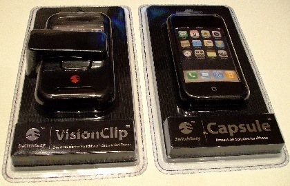 Capsule y VisionClip
