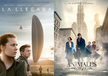 Estrenos de cine | La llegada de animales fantásticos