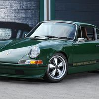 """Este Porsche 911 964 """"Speedy Irishman"""" de aspecto retro es lo último de DP Motorsport"""
