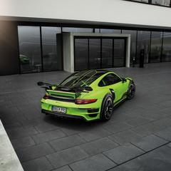 Foto 9 de 15 de la galería techart-911-turbo-gtstreet-r en Motorpasión