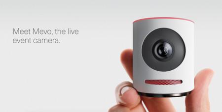 Mevo es la primera cámara de vídeo para restransmitir en directo desde Facebook