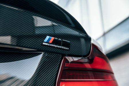 BMW M2 Competition M Performance logo