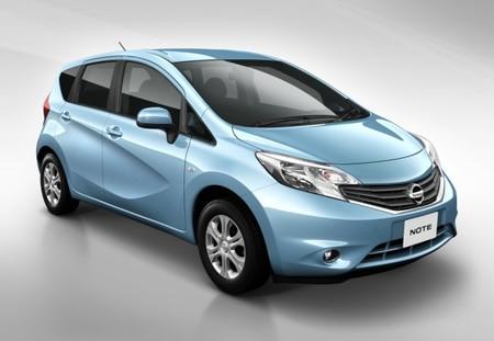 El nuevo Nissan Note llegará a Europa en 2013