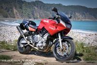 Aquellas maravillosas motos: prueba Yamaha TRX 850 (características)
