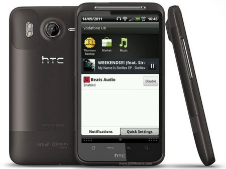 La comunidad consigue incluir Beats en una custom ROM de HTC Desire HD
