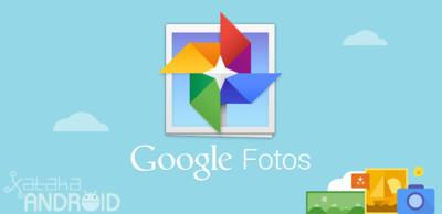 Google Fotos podría lanzar su aplicación independiente muy pronto