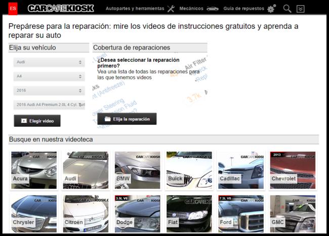 Videos Instructivos Gratis Para Reparar Su Automovil
