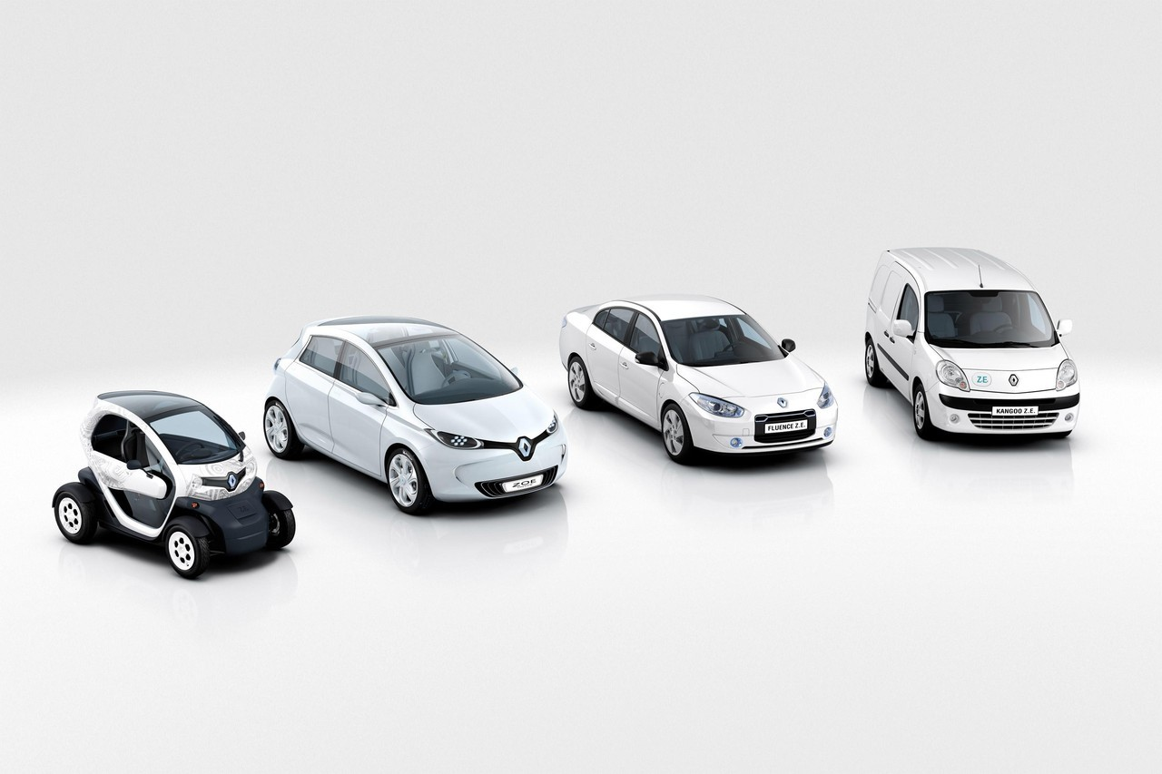 Foto de Renault ZOE Preview (16/16)