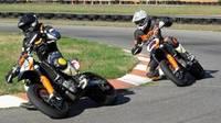 Moto22 en la competición, última prueba en Vidanes (1/2)