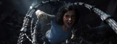 'Alita: Ángel de combate', artesanía e innovación se dan la mano en un blockbuster revolucionario