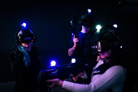 Hemos jugado a Zero Latency: Singularity, la mejor experiencia de realidad virtual en vivo