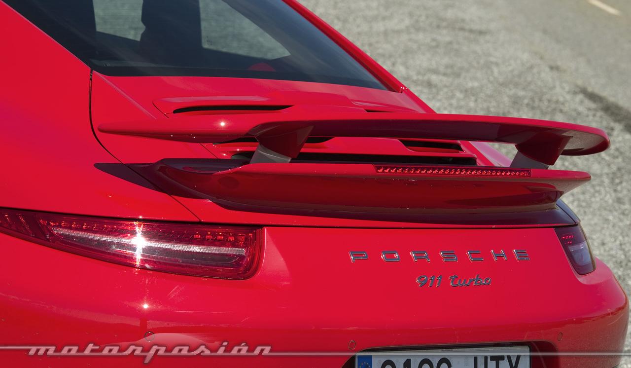 Foto de Porsche 911 Turbo (prueba) (25/33)