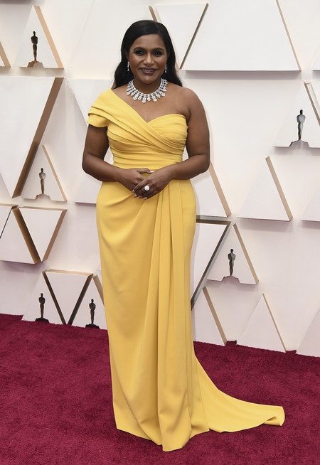Mindy Kaling Oscar 2020