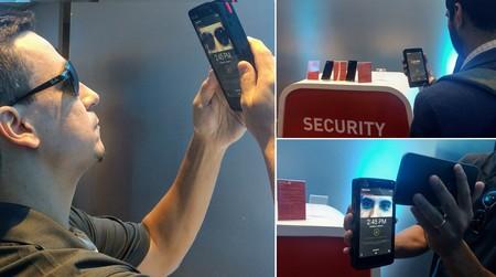 Qualcomm Snapdragon 835 Escaner Iris