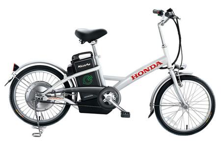 Honda Kushi, hacia la bicicleta eléctrica 'low-cost'
