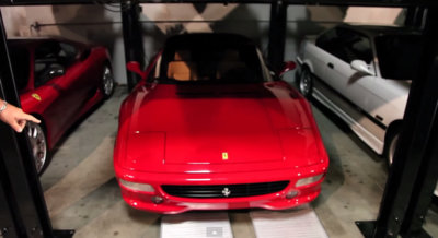 Faltan siete coches de la colección Paul Walker