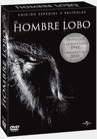 el hombre lobo dvd