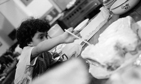 Alimentos que los niños no deben comer crudos
