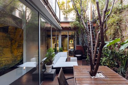 Alojamiento Airbnb Patio Urbano En Barcelona Cataluna 3