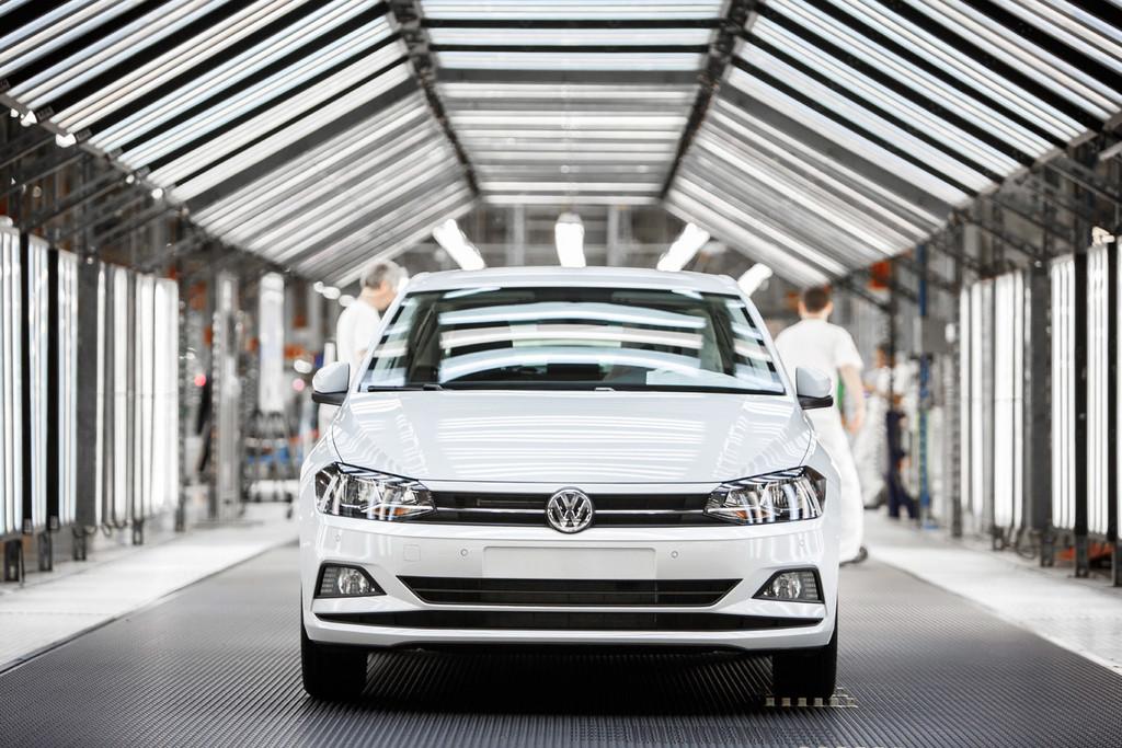 Volkswagen Polo 2018, prueba contacto