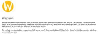 Ubuntu cambia X.org por Wayland para mejorar los gráficos de Unity