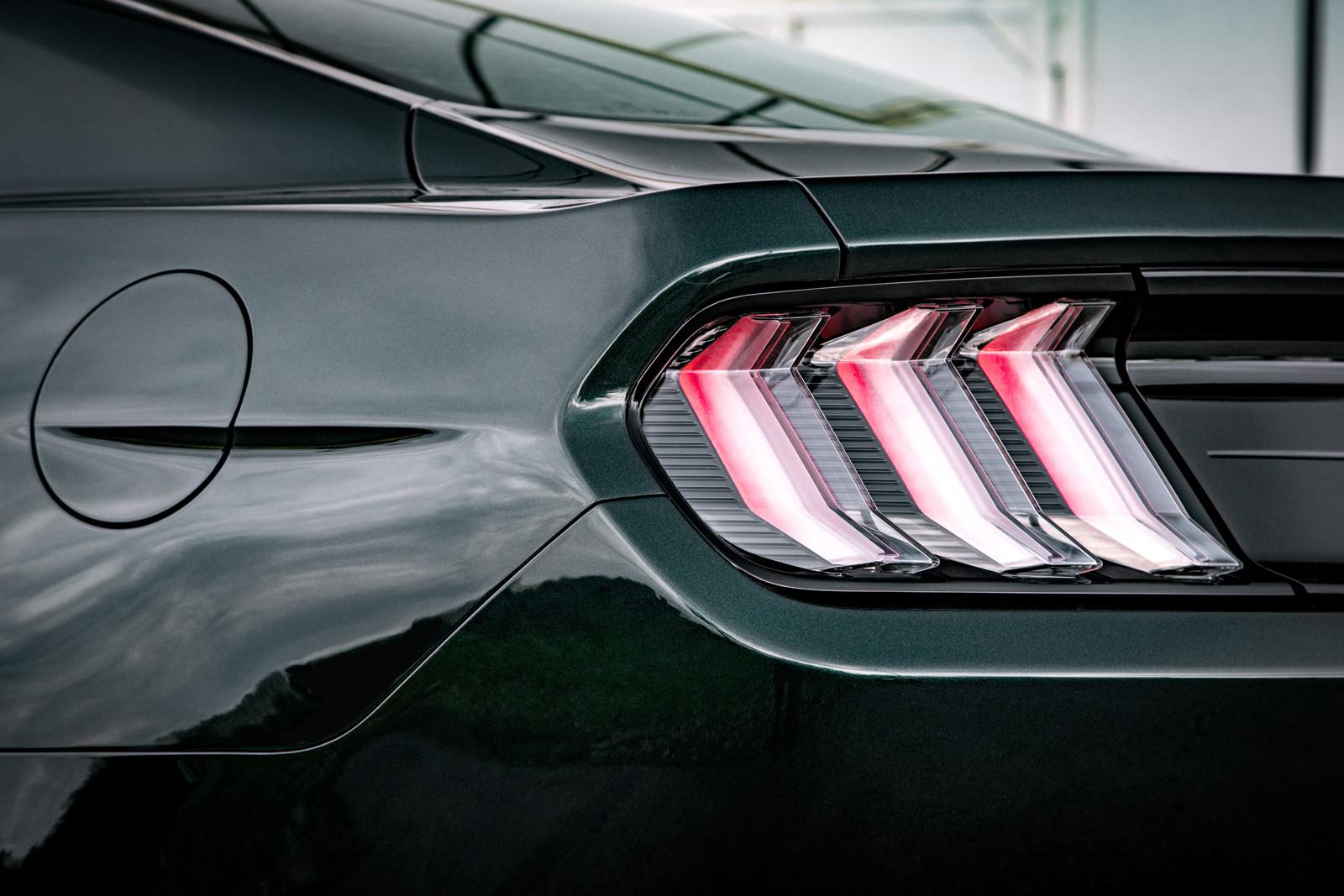 Foto de Ford Mustang Bullitt (prueba) (44/45)