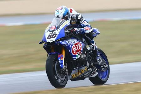 Sylvain Guintoli Yamaha 2016