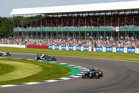 Stroll Silverstone F1 2021