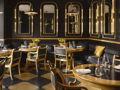 Gran Bretaña se rinde ante el diseño italiano, Morelato decora el restaurante Blakes de Kensington