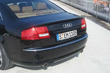 Audi A8 modificado por PPI