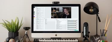 La popular herramienta de streaming Streamlabs OBS llega a macOS