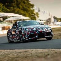 ¡Confirmado! El Toyota Supra de acceso equipará un cuatro cilindros 2.0 turbo de 265 CV