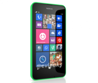 Así luce el Nokia Lumia 630, el posible primer Windows Phone 8.1