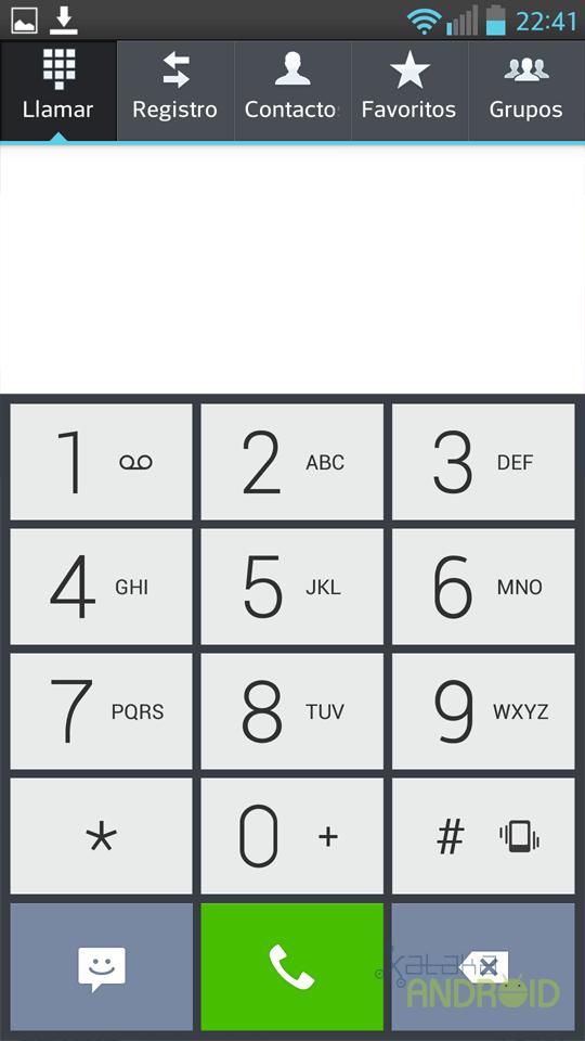 Foto de LG Optimus G Pro, capturas de pantalla (18/26)