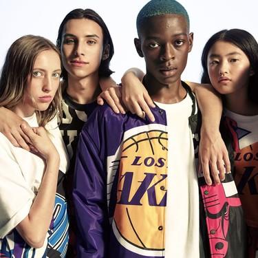 La colección de Bershka que amarán los fans de la NBA