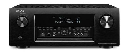 Denon AVR-X4000, nuevo receptor A/V con Spotify, AirPlay y 4K