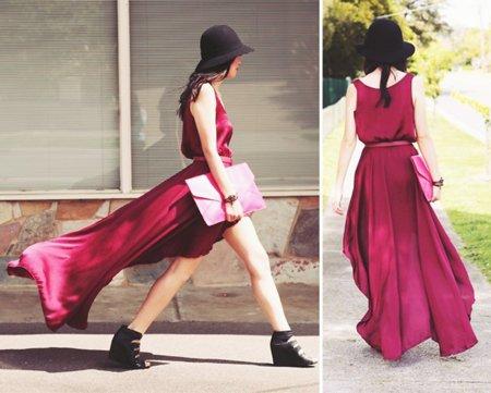 Madreselva vestido