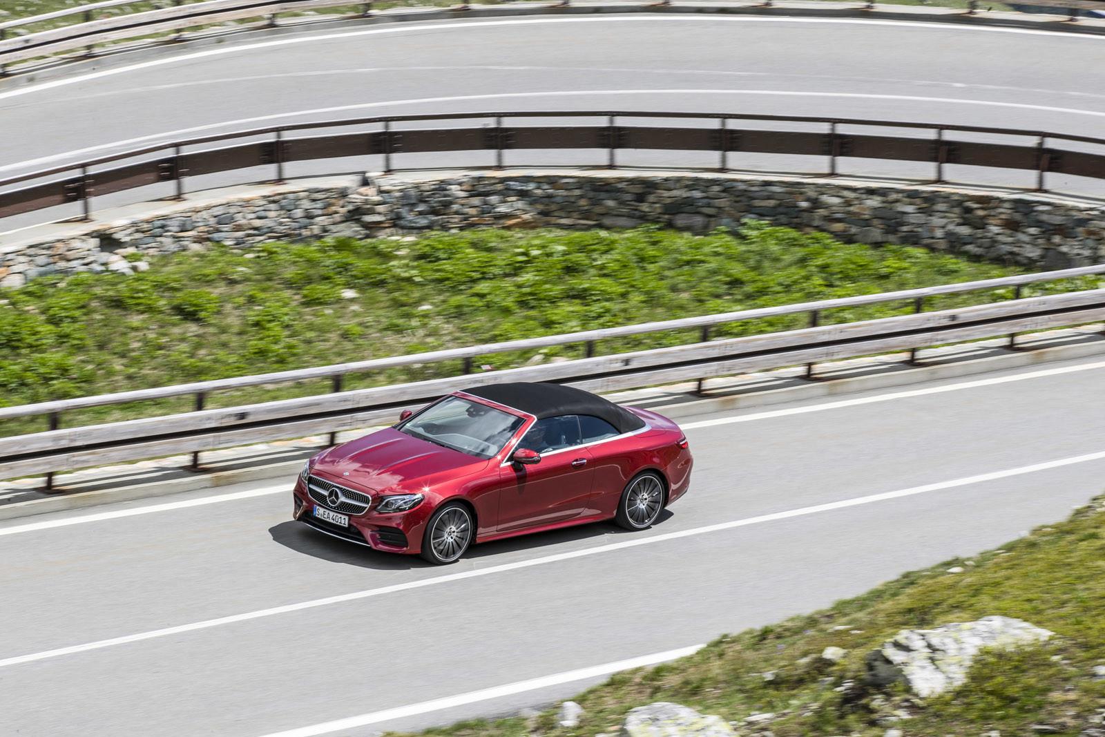 Foto de Mercedes-Benz Clase E Cabrio, toma de contacto (148/156)