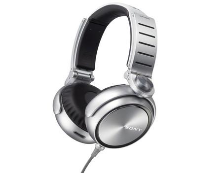 Sony trae a México sus audífonos MDR-XB920 con diseño metálico y bajos profundos